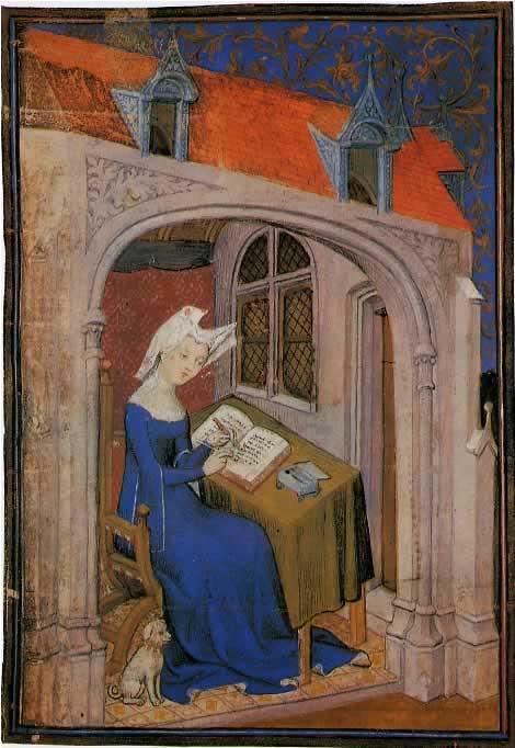 medievalwoman_writer