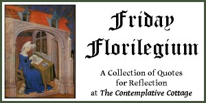 Friday Florilegium 1