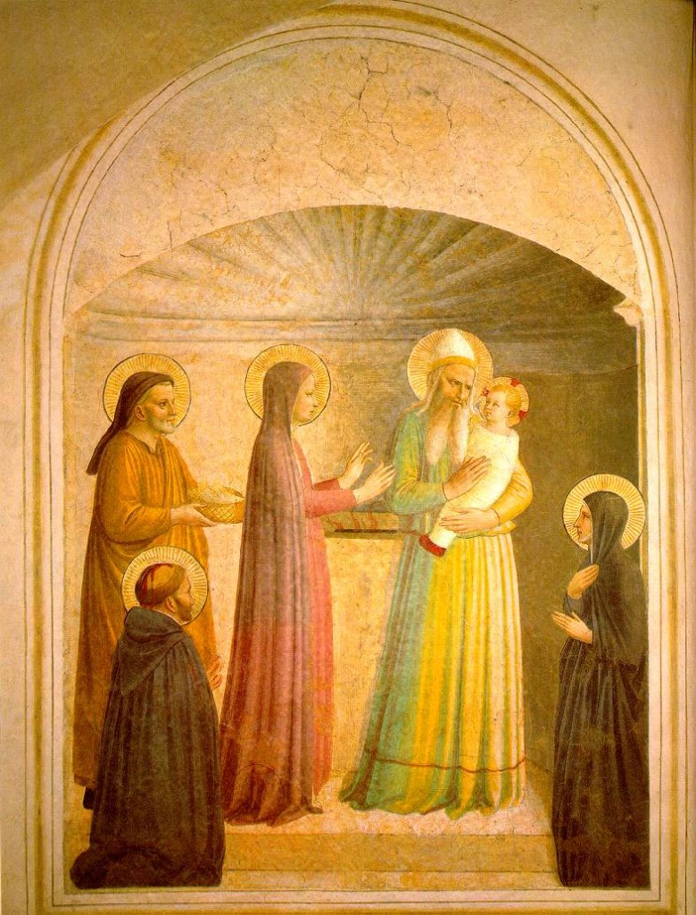 fra-angelico-presentation-of-jesus-in-the-temple