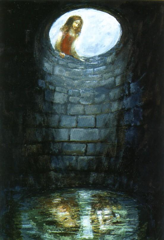 The Woman at the Well - Sieger Köder