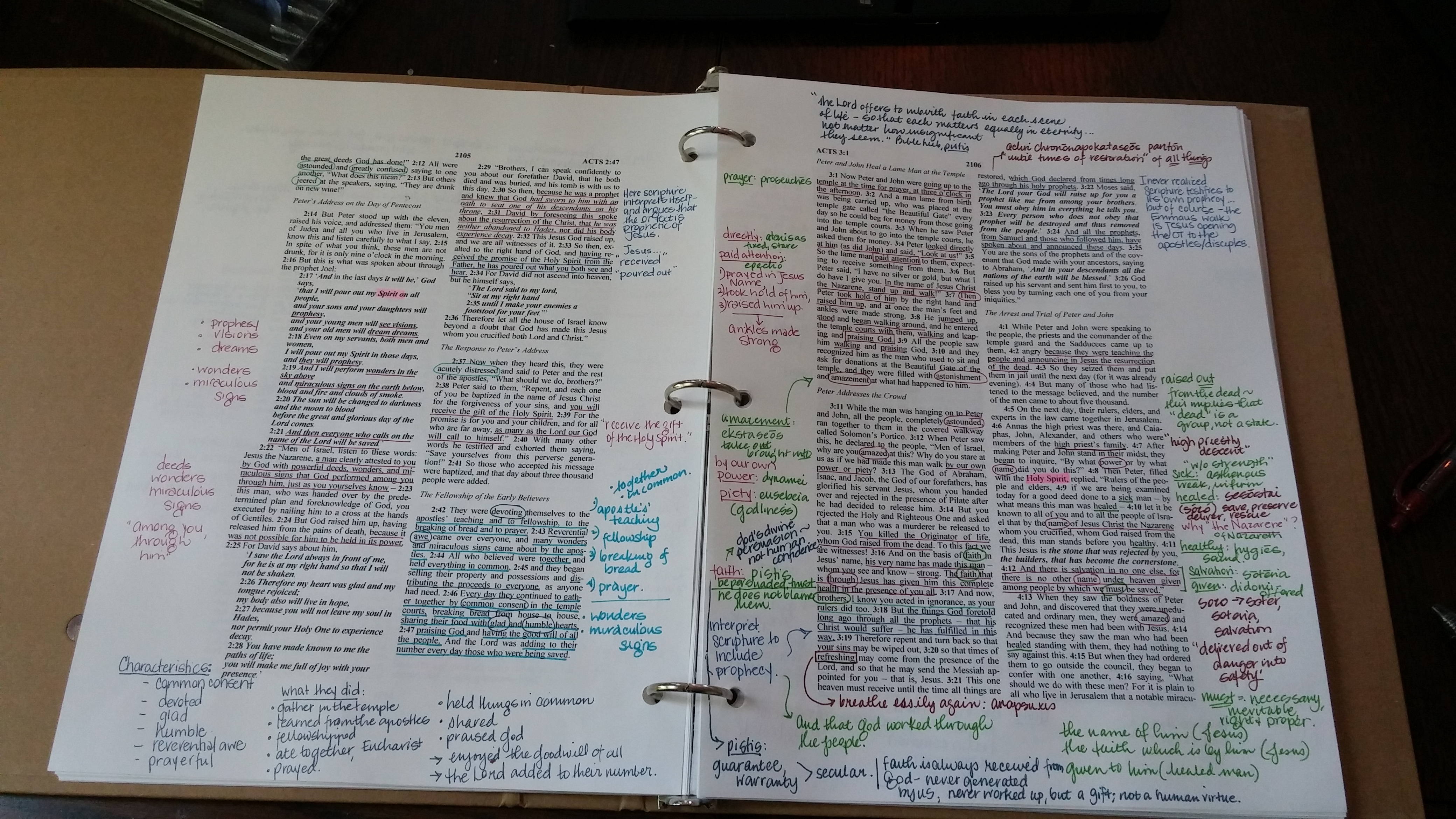 bible study essay Bible 105 final study guide (starred) old testament prophets theme: expectation for christ major prophets isaiah: picture of christ: prince of peace written.