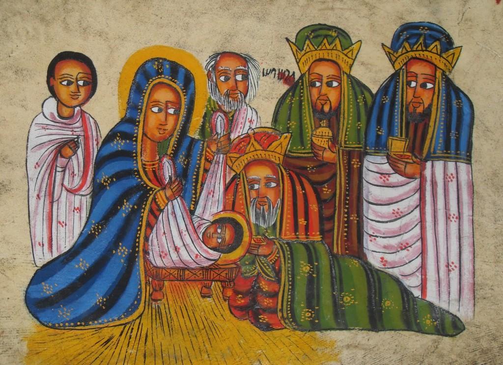 Ethiopian Magi, Patrick Comerford