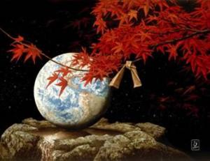 Earth Prayer by Rob Schouten