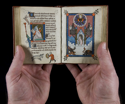 Florilegium--Rothschild Canticles 14th C